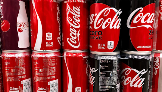 Canadian Cannabis Firm In Talks With Coca-Cola On Pot-Infused
