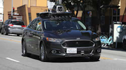 Uber Halts Self-Driving Cars In U.S., Toronto After Pedestrian
