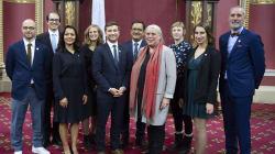 Québec solidaire dévoile les responsabilités de ses