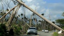 L'ouragan Maria a fait plus de 4600 morts à Porto Rico et non pas 64, selon un bilan