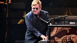 Elton John Tells Overzealous Fan To 'F*** Off' Before Storming Off