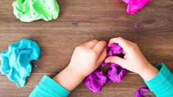 Clay Nails Are The Perfect Hack If You Don't Want Your Kids To Use
