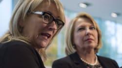 Christine St-Pierre choquée par les propos de Louise