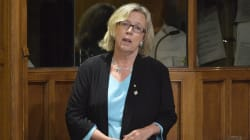 Elizabeth May 'Horrified' By Liberal Carbon Tax