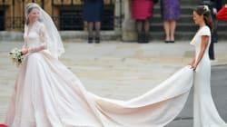 Kate Middleton ha indossato un secondo abito da sposa nel giorno del matrimonio, e per una ragione