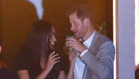 36 Dreamy Photos Of Prince Harry And Meghan Looking So In