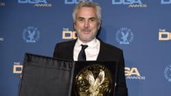 ¿Buen augurio rumbo al Oscar?: Alfonso Cuarón gana premio del Sindicato de