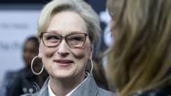 Meryl Streep appelle Melania et Ivanka Trump à réagir au mouvement