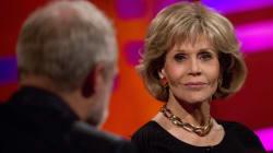 'Queria ter dito antes': Jane Fonda incentiva mulheres a falarem sobre seus