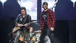 Avenged Sevenfold annule sa participation à Heavy