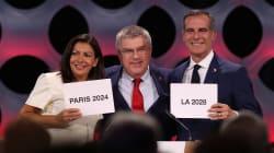 オリンピック、2024年はパリ・2028年はロサンゼルスに決定
