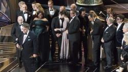 'La forma del agua' gana el Oscar a la Mejor