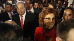 Sophia Loren regresa a