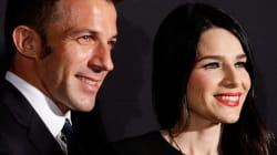 È finita tra Alex Del Piero e la moglie Sonia. I due si separano dopo 19 anni