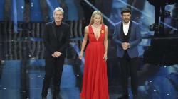 Sanremo è ancora record di share, ma calano gli spettatori rispetto al Festival di