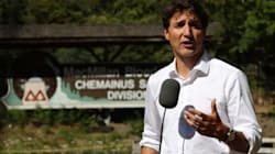 Trudeau Says Trans Mountain Opponents Won't Stop