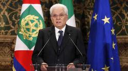 Mattarella mette in guardia dalle fughe in avanti sull'Europa: