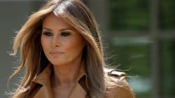 Melania Trump operata a un rene per una