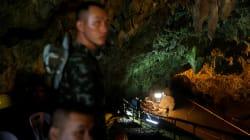 Les jeunes footballeurs thaïlandais piégés dans une grotte depuis 9 jours retrouvés