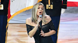 Quand Fergie chante l'hymne national américain c'est...