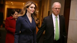 Hope Hicks Reportedly Admits To Telling 'White Lies' For Donald