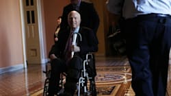 Politicians Grieve John McCain's Death With Touching