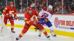 Carey Price brille et le Canadien l'emporte face aux Flames à