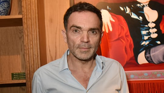French Author Yann Moix, 50, Says Women Over 50 Are 'Invisible' To