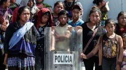 5 indígenas presos por no tener dinero para sus fianzas son liberados en