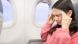 En avion, un passager contagieux contamine surtout ses voisins
