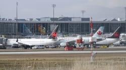 Air Canada retire ses Boeing Max 8 au moins jusqu'au 1er