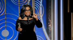Oprah Calls For Day When No One Has To Say 'Me Too' During Golden Globes