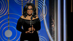 People Want Oprah To Run For President After Her Powerful Golden Globes