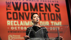 Rose McGowan Blasts 'Hollywood Fakery' Of Black-Dress Protest At Golden