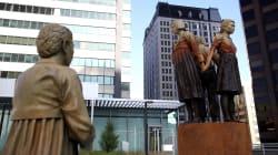 大阪市、サンフランシスコとの姉妹都市解消へ 慰安婦像の寄贈めぐり