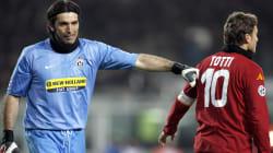 La commovente lettera di Totti a Buffon: