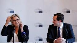 Le groupe FN sommé de justifier 400.000 euros de frais par le Parlement