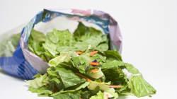 Coppia genovese trova un topo morto nell'insalata in