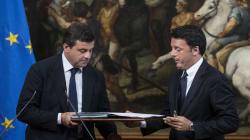 Calenda contro Renzi: