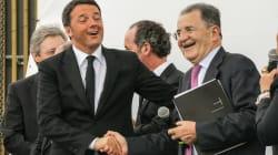 Renzi chiude le polemiche Dem con l'aiuto di Prodi. Al via lo scontro elettorale con