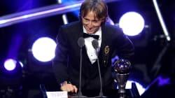 Prêmio The Best: Luka Modric põe fim ao reinado de Cristiano Ronaldo e é melhor do mundo pela 1ª