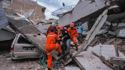 Indonesia Earthquake, Tsunami Death Toll Doubles To More Than