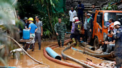 Sortir les enfants de la grotte thaïlandaise sera une longue et difficile