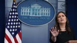 La falta de empatía y la Biblia mal citada confrontan a Sanders y periodistas en la Casa