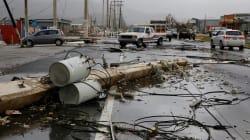 Ouragan Maria: plus de 150 Canadiens ont demandé l'aide du