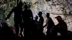 🎥 Así fue como rescataron a los niños atrapados en cueva de