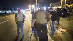 Armed Extremist Militia Group Urges Members To Stand Guard Outside Of