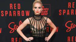 Jennifer Lawrence asegura que el desnudo que hace en 'Red Sparrow' la