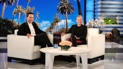 Jim Parsons Tells Ellen DeGeneres Why Being In A Gay Couple Is 'Weird' At His