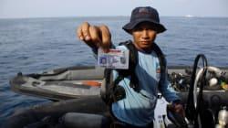La búsqueda para recuperar 189 cuerpos en el mar tras el accidente aéreo en